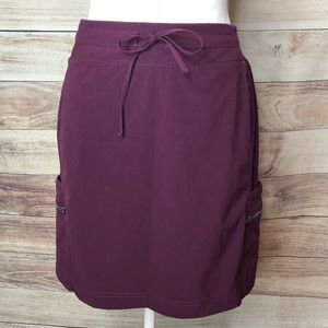 Merlot Athletic Skirt by Tangerine Size XL